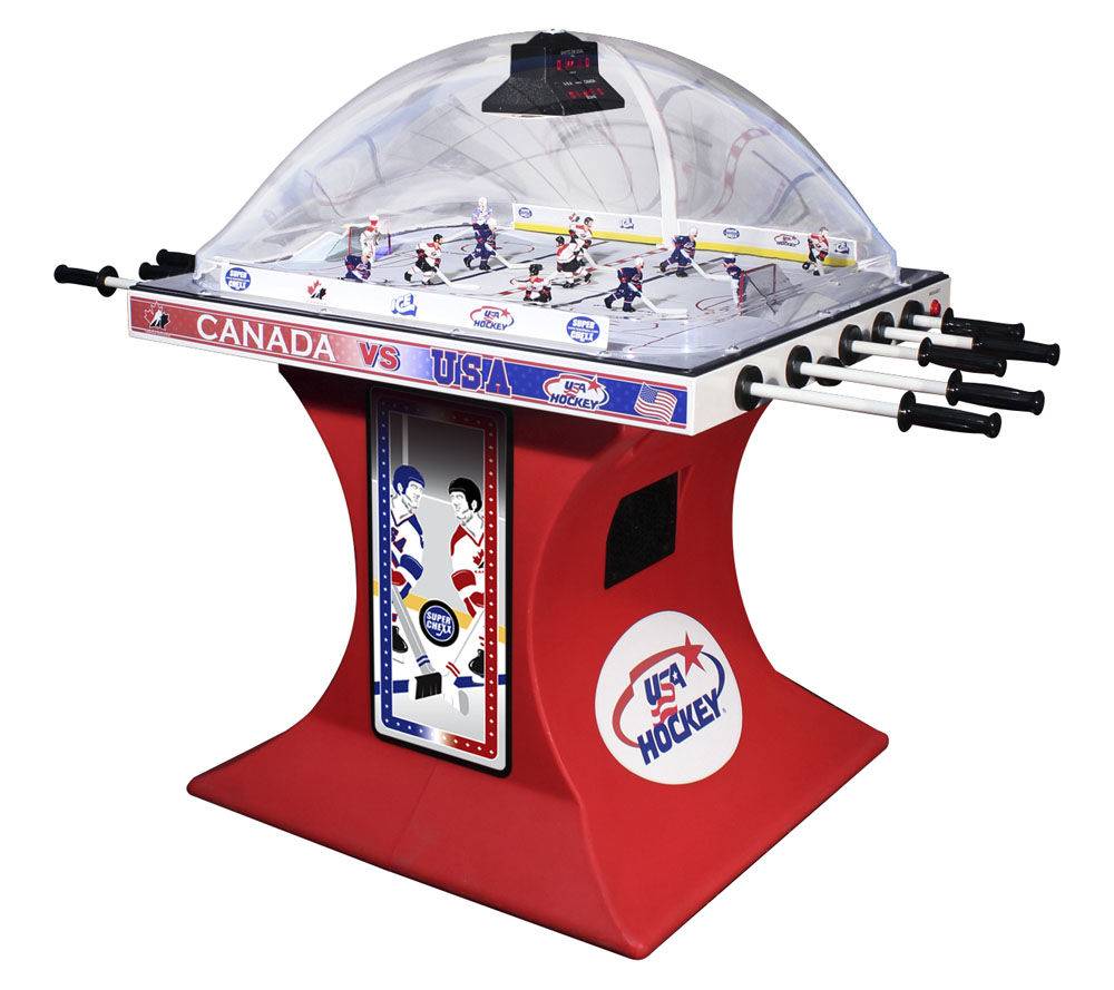 BubbleHockey