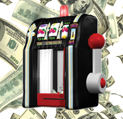 CashCubeSlotMachine